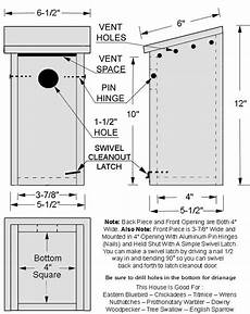 western bluebird house plans blue bird houses plans woodworking projects plans
