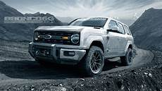 2020 ford bronco and ranger 2020 ford bronco will four doors and 325 hp