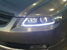 acura tl lights custom headlights acurazine acura enthusiast community