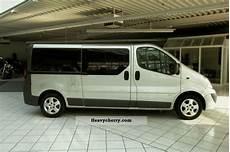 Opel Vivaro 2 0 Cdti 2900 L2h1 9 Seater 2009 Estate
