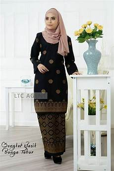 baju kurung moden songket bunga tabur batch ii all sold out saeeda collections saeeda
