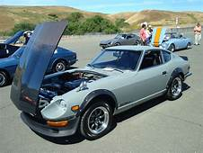 Zg Flared Sr20det Powered 240z With A Very Jdm Paint Color