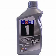 mobil 1 0w40 88862479 0w40 mobil 1 synthetic