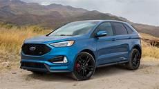 2019 ford edge sport st 2019 ford edge st drive automobile magazine