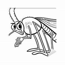 fototapete moskito insekten malvorlagen pixers 174 wir