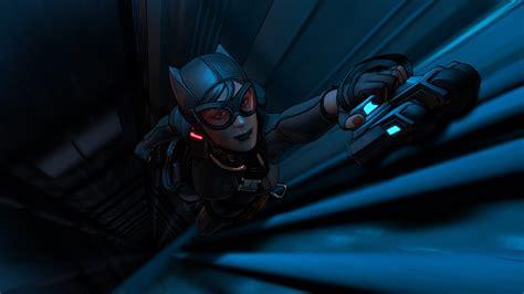 Batman And Catwoman Telltale