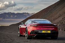 aston martin dbs superleggera delivers 715 horsepower automobile magazine