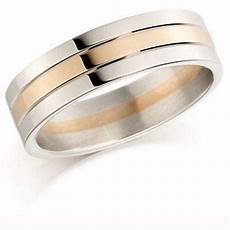 mens 9ct or 18ct white rose gold wedding ring ex447 ogham jewellery