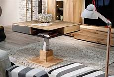 table basse convertible extensible relevable et