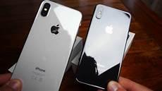 apple iphone x farben silver space grey so w 228 re es