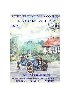 2 232 Me Retrospective De La Course De Cote De Gaillon