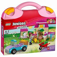 Malvorlagen Lego Friends Junior Lego Juniors S Farm Suitcase 10746 Lego Juniors Uk