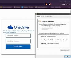 onedrive code generator 2020 microsoft onedrive scam email july 2019 update excellence it