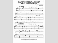 Have Yourself A Merry Little Christmas Chord-Have Yourself A Merry Little Christmas Lyrics