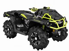 2016 Can Am Outlander X Mr Family Atv Illustrated