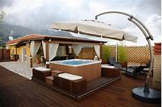 arredamento terrazzi terrazzi complementi di arredo in paglia africana