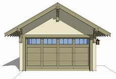 craftsman house plans with detached garage craftsman style detached garage plan 44080td