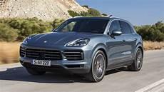 2019 Porsche Cayenne Drive Better Faster Lither