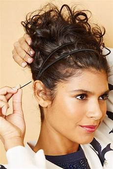 messy bun hairstyles that ll still have you looking polished southern living