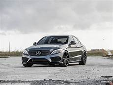 tuning mercedes c43 amg w205 front