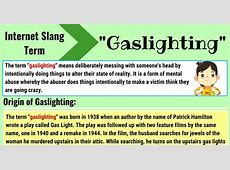 signs of gaslighting in relationships