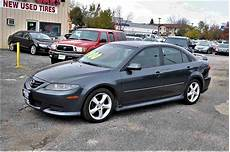 how to learn all about cars 2004 mazda 2004 mazda 6 gray sedan sale