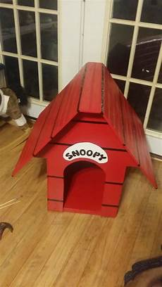 snoopy dog house plans our version of snoopy s dog house jaxson 2nd birthday