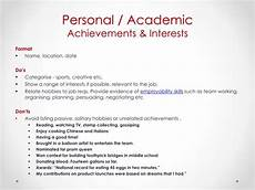 ppt writing your curriculum vitae powerpoint presentation id 1647054
