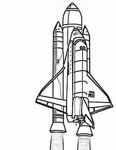 nasa discovery space shuttle coloring page
