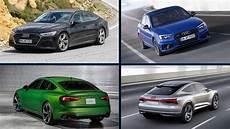 10 Neue Audi Modelle F 252 R 2019 Totale Offensive