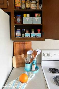tiny kitchen cabinets easy terrific organizer ideas to
