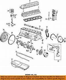 Jeep Chrysler Oem 92 99 Engine Pan Gasket