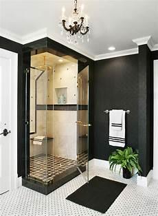 black bathroom ideas 23 black and gold bathroom designs decorating ideas design trends premium psd vector