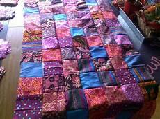 tete de lit patchwork t 234 te de lit en patchwork id 233 es couleurs cr 233 ations