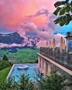 hotel villa honegg switzerland by wildluxe misha