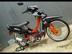 Modifikasi Shogun R 110 by Tm2 Modifikasi Motor Suzuki Shogun R 110 Look