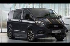 Image Of The 2018 Ford Transit Custom Sport Parkers