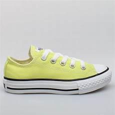 converse all chucks ox light yellow 336817c gelb