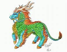 Unicorn Malvorlagen Adalah Legenda Dan Mitos Qilin Atau Kirin De Facto All Degrees