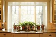 Kitchen Bay Window Plants by Getting Inspired By Ten Splendid Ideas Of Kitchen Bay