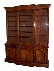 bibliothèque anglaise meuble biblioth 233 que ancienne antiquit 233 s anticstore