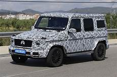 new generation mercedes g class the