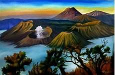 Inspirasi 41 Gambar Lukisan Nusantara Beserta Penciptanya
