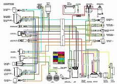110cc Wiring Diagram Wiring Diagram