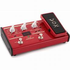 Vox Stomplab Iib Bass Guitar Multi Effects With Expression