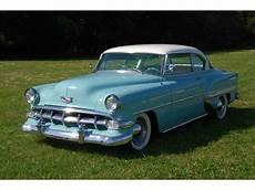 Chevrolet 1954 Bel Air 1954 chevrolet bel air for sale classiccars cc 1010389