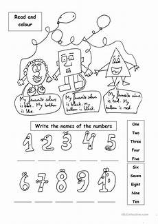 colors worksheets esl 12689 colors and numbers activities esl worksheets for distance learning and physical classrooms
