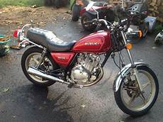 Suzuki Gn 125 For Sale by Suzuki Gn 125 Ep 1993 No Reserve Runs Great For Sale On