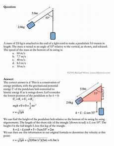 learn ap physics ap physics 1 2 work and energy