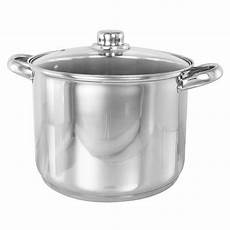 quality buckingham induction stock pot stew pot